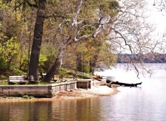 Relax at the river's edge (MissyPenny) Tags: usa water river spring delawareriver southeasternpa bensalempennsylvania commonwealthpa
