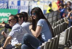 Tendido de sol en el tartiere (Dawlad Ast) Tags: b españa sol de real 1 spain soccer abril asturias carlos estadio april grupo gafas division oviedo futbol nuevo atletico partido segunda astorga 2015 grada aficion tartiere