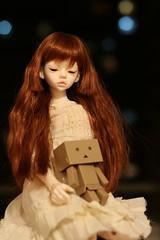 IMG_8299 (Emma Wolf) Tags: doll bjd customblythe obitsucustom classydoll dimdolllarina mystickids zinnadollmore