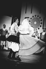 dancing 3 (ambrogio_mura) Tags: sardegna old red bw white black by night dance costume nikon sardinia hand dancers dress shot folk taken traditions dancer bn dressing times festa sardinien vr ballo customs costumi 2014 tradizioni d90 balletto tradizione ittiri ballu 55300