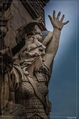 Arc de Triomphe (Brangre SEGURA) Tags: paris toureiffel champdemars arcdetriomphe militaire placedelaconcorde granderoue pontalexandreiii pontdelalma trocadro pontdina fontainedesmers oblisquedelouxor pierretraverse
