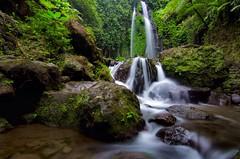 Jumog Waterfall (Ichsan Photoworks) Tags: longexposure indonesia waterfall nikon solo jumog nikond7000
