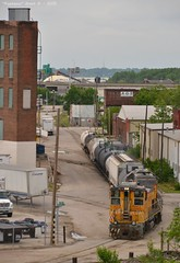 UP Yard Job in the West Bottoms (Grant Goertzen) Tags: up