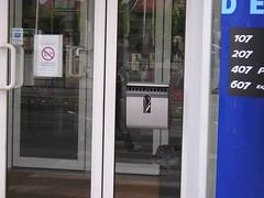 Ashmount 3ltr Cigarette Bin (Glasdon UK) Tags: glass wall post outdoor cigarette smoking bin container mounted rubbish streetfurniture bins external wastebin cigarettebutts 3litre cigarettebin ashmount glasdon glasdonuk smokingcontrol