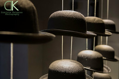Hats for Chaplin? ( ) Tags: hat photography cafe poland polska polish photograph chaplin dimitris manekin poznan kawa kawiarnia   kawy      katsaras