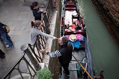 Sweet bites (decar66) Tags: school canal tourist gondola bites venezia gondolier veneto decar66 salvadorbarbera