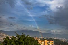 Promises (fredylp) Tags: sky arcoiris clouds rainbow colombia 1740mm 1740 medelln antioquia canon1740mm 5dmkii