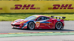 WEC 2. Race 2016 Spa-Francorchamps (alexme668) Tags: ferrari racing be motorracing malmedy motorsport belgien wec autorennen rgionwallonne fiawec fiaworldendurancechampionship ferrari458gte 6hoursofspafrancorchamps2016 spafrancorchampslescombes