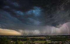 Orages 21.05.2016 (toper33) Tags: cloud storm color nature lightning nuage couleur orage clair
