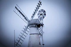 IMG_1895 (Claudia Phillips Photography) Tags: old england building windmill countryside norfolk east simple picturesque broads howhill