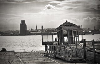 River Mersey, Liverpool.
