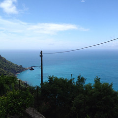 Foto-18-06-16-12-19-21 (fdpdesign) Tags: camogli portofino escursionismo 2016 liguria italia italy apple iphone mare monti sentieri sea instagram