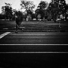 Everyday #Adelaide No. 258 (Autumn/Winter) (michelle-robinson.com) Tags: life street people urban bw monochrome lines photomanipulation dawn blackwhite candid streetphotography documentary lifestyle australia streetlife 11 smartphone squareformat adelaide streetphoto everyday jogging fitness society southaustralia blackwhitephotography photoapps mobilephotography phoneography michellerobinson capturinglife flickrelite iphonephoto shotwithiphone iphoneography iphonephotoapps shotoniphone 4tografie procameraapp smartphonephotography snapseed vscocam michmutters shotoniphone6plus shotwithiphone6plus everydayaustralia