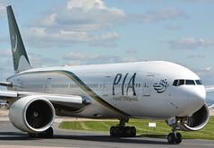 AP-BGY - PIA (Pakistan International Airlines) B777-200 ( Adam_Ryan ) Tags: man pia manchesterairport b777 egcc pakistaninternationalairlines b777200 apbgy runwayvisitorpark manchesterairportrunwayvisitorpark