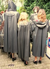 Kleppermode (hpdyko) Tags: fashion dolls raincoat regenmantel kleppermantel kleppermode