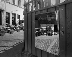 Untitled (yuzefe) Tags: urban blackandwhite bw film monochrome analog zeiss 35mm kodak lviv contax 35mmfilm cz manualfocus cy s2 tmy distagon kodaktmax100 kodaktmax contaxs2 shootfilm 1435 distagon35mmf14 classicblackwhite  contaxzeiss unlimitedphotos enjoyfilm