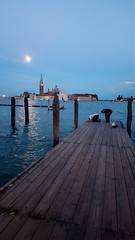 Moonlight prayers in Venice (bananacake1000) Tags: venice italy culture bluehour prayer streetphotography candid phonephotography samsung photojournalism flickrtravelaward