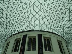 British Museum (Gelique.) Tags: museum architecture british toit courbe gomtrique