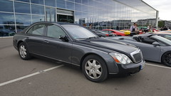 Maybach 57 S (Andy_BB) Tags: car auto motorworldregionstuttgart voiture carscoffee bblingen maybach 57 s