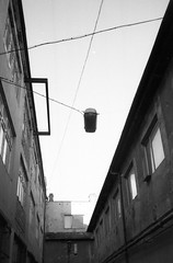 Minolta Hi-Matic G - Sky (Kojotisko) Tags: bw brno creativecommons czechrepublic vx400 konicamonochromevx400 minoltahimaticg konicamonochrome