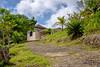 Hill Top (StevePilbrow) Tags: blue school sky house green june nikon top hill bumpy jamaica nikkor negril 2016 18105mm d7200