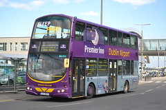 Premier Inn 03-D-120673 (Will Swain) Tags: dublin airport 12th june 2016 international north city bus buses transport travel uk britain vehicle vehicles county country southern south east ireland irish centre coach coaches premier inn 03d120673 goahead london lx53azt wvl124