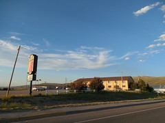 The Super 8 (jimmywayne) Tags: diamondville wyoming lincolncounty super8 motel