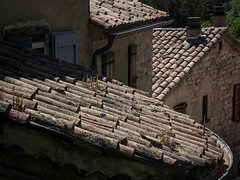 Orpierre (vio trieves) Tags: orpierre provence tuiles toits focusgrenoble