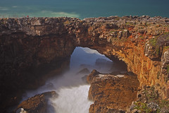 La bocca dell'Inferno / Hell's Mouth (Boca do Infierno, Cascais,  Portugal) (AndreaPucci) Tags: bocadoinferno cascais portugal atlantic ocean andreapucci canoneos60