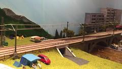 Roco BR232 'Ludmilla' - 'Bahnland Bayern' Era VI HO Scale model railway (Paul David Smith (Widnes Road)) Tags: ho roco 232 ludmilla br232 roco232br232ludmilla