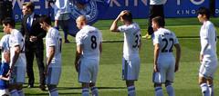 Photo of Swansea line up