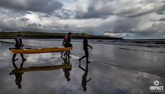 St Kilda Swim Team Training Session (Impact Imagz) Tags: sea swimming training scotland kayak westernisles drysuit isleoflewis outerhebrides collbeach stkildaswim2015