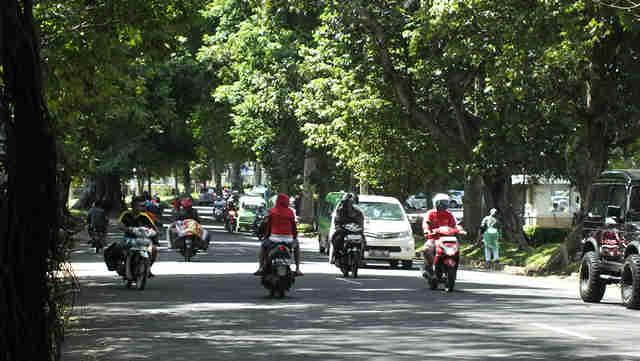 Semalam di kota Bogor