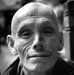 """Homeless"" in Sham Shui Po , Hong Kong (Ben Molloy Photography) Tags: street people man smile face person ben homeless beggar kong po molloy sham tramp sleeper shui honng benmolloy benmolloyphotography benmolloyhongkong"