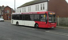 808, Quinton, West Midlands, 13/04/15 (aecregent) Tags: 99 westmidlands quinton 808 enviro200 130415 nationalexpresswestmidlands bx62sku