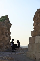 More than Just Friends Aleppo Citadel An Afternoon in Aleppo, The Ancient City that Was October 31 2010 Syria Middle East (eriagn) Tags: travel art history tourism wool rock fruit architecture concrete religious photography wooden traffic citadel minaret traditional prayer religion middleeast streetphotography documentary mosque tourist tourists unescoworldheritagesite traveller textures syria souk historical produce bazaar dailylife textiles fortification moat fortress weaving income citizens aleppo hawkers syrian bathhouse suq shopkeeper marked beliefs ngaire ancientcity umayyadmosque orientalrugs camelhair medievalbuilding ceilingdecoration oldwalledcity citadelofaleppo traditionaltextiles eriagn ngairehart almadinasouq syrianstreetfood mpsqueinterior syrianpostbox