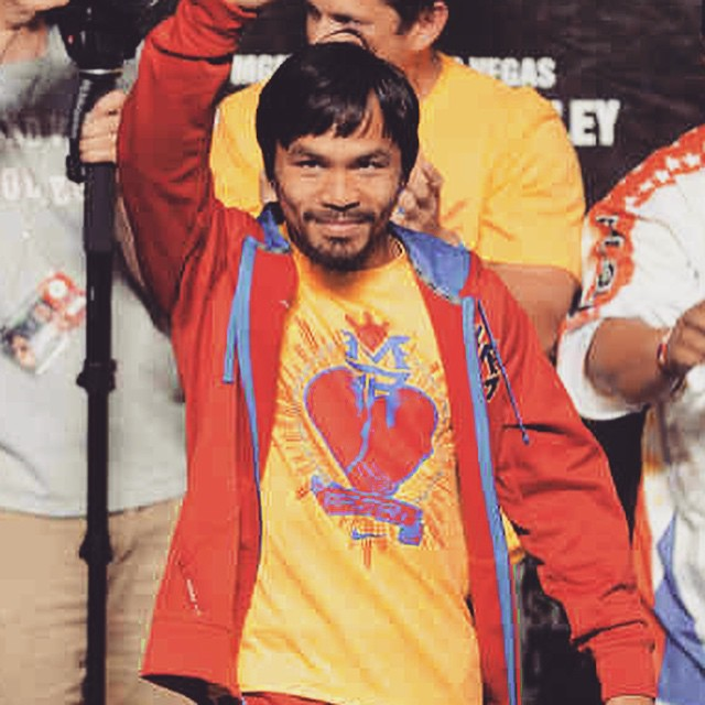 Follow @BenLinero on Instagram and Twitter -------------------------------------------------- Sacred Heart t-shirt I did for @mannypacquiao a few years back. Lets go Manny!! #teampacquiao #teampacman #maypac #nike #pacman #pacquiao