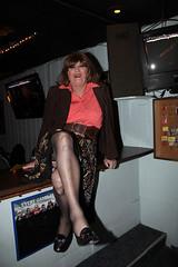 new61891-IMG_8970t (Misscherieamor) Tags: tv sitting feminine cd nightclub tgirl transgender mature sissy tranny transvestite crossdress ts gurl tg travestis travesti travestie m2f suedejacket xdresser tgurl slipshowing