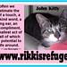 #GIVE15 JOHN KITTY
