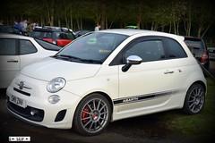 Fiat 500 ABARTH Hamilton (seifracing) Tags: cars volkswagen scotland europe britain glasgow scottish police voiture ambulance east vehicles vans van emergency spotting services strathclyde brigade vauxhall ecosse kilbride 2015 seifracing