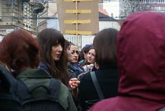 Sony Alpha A230 with Helios-44-2 - Blockade of Neonazi March - Part 3: Blockade of Malinovsky's Square 12 (Kojotisko) Tags: protest streetphotography brno demonstration czechrepublic streetphoto blockade antifascist raly helios442 helios442258 legacylens legacylenses sonyalphaa230 brnoblokuje brnoblokuje2015
