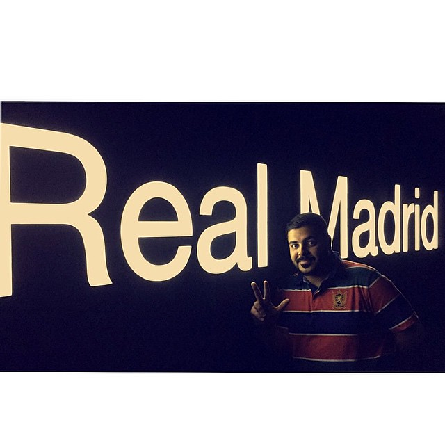 6-5-2015 ❤️ #madrid #halamadrid #hala_madrid #realmadrid #real_madrid #spain #spanyola #happy #hi #cold #freezing #lovely #lol #اسبانيا #مدريد #ريال_مدريد #برد #وناسه #لول #انتركونتيننتل #cool