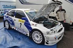 Ford Escort RS Cosworth - Rally Car