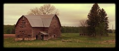 M-66 Barn (Art and Nature-Mike Sherman) Tags: barn photo michigan m66 midmichigan osceolacounty