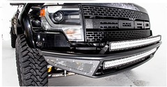 Satin Black Ford Front End Parts