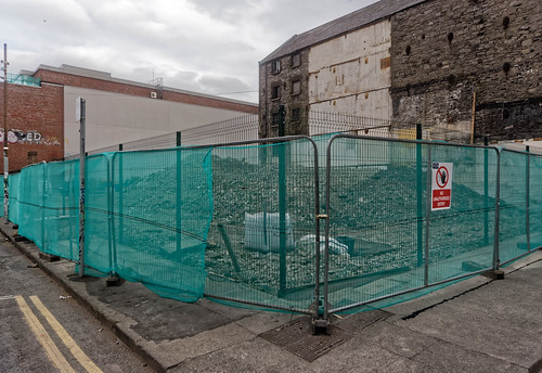 WINDMILL LANE RECORDING STUDIO IS NO MORE [WHERE IS THE GRAFFITI WALL?] REF-104345