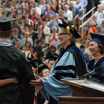 "<b>Commencement 2015</b><br/> Commencement 2015. May 24, 2015. Photo by Kate Knepprath<a href=""http://farm8.static.flickr.com/7677/18037517636_4946a55db7_o.jpg"" title=""High res"">∝</a>"