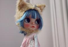Ayanami Rei meets (k07doll) Tags: cute bigeyes doll blythe custom cubby blythedoll rbl customblythe blythecustom k07 k07doll
