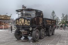 0158 (ElitePhotobox2) Tags: show tarmac liverpool truck steam clean hdr luminance tonemapped