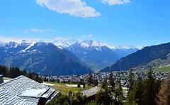 Top of Verbier (mj.cs) Tags: mountain primavera landscape switzerland spring nikon suisse paisaje montaa valais verbier suza